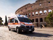 Ambulanza privata 24 H Roma